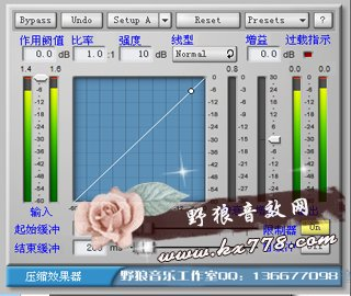 UltrafunkSonitusfx压缩vst插件效果器