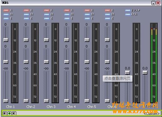 创新声卡MX6 MX8调音台图文介绍