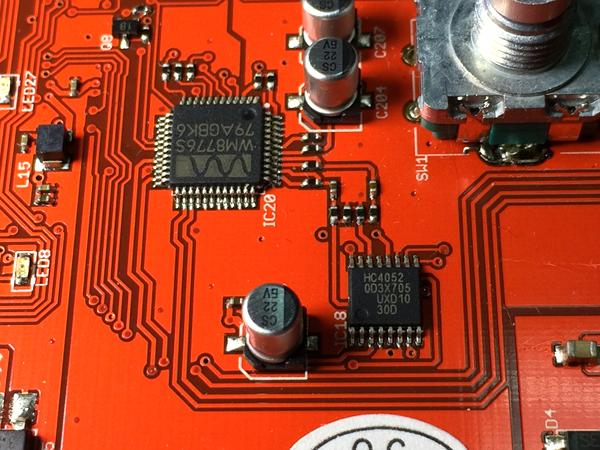 图19:led电平指示灯以及电源管理芯片