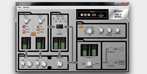 ZOOM UAC-2外置声卡怎么样?UAC-2产品介绍